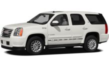 Colors, options and prices for the 2013 GMC Yukon Hybrid