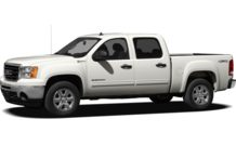Colors, options and prices for the 2013 GMC Sierra 1500 Hybrid