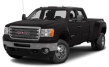 Colors, options and prices for the 2013 GMC Sierra 3500HD