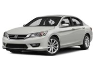 Brief summary of 2013 Honda Accord vehicle information