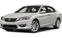 Colors, options and prices for the 2013 Honda Accord