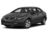 Brief summary of 2013 Honda Civic vehicle information