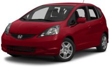 Colors, options and prices for the 2013 Honda Fit