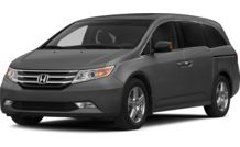Colors, options and prices for the 2013 Honda Odyssey
