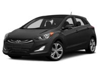 Brief summary of 2013 Hyundai Elantra GT vehicle information