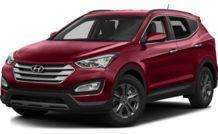 Colors, options and prices for the 2013 Hyundai Santa Fe
