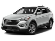 Brief summary of 2015 Hyundai Santa Fe vehicle information