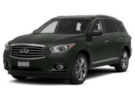 Brief summary of 2013 Infiniti JX35 vehicle information