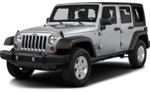 Colors, options and prices for the 2014 Jeep Wrangler Unlimited