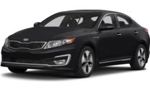 Colors, options and prices for the 2013 Kia Optima Hybrid