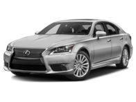 Brief summary of 2016 Lexus LS 460 vehicle information