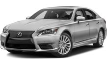 Colors, options and prices for the 2014 Lexus LS 460