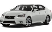 Colors, options and prices for the 2014 Lexus GS 450h