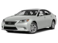 Brief summary of 2013 Lexus ES 350 vehicle information