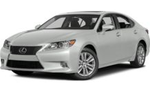 Colors, options and prices for the 2014 Lexus ES 350