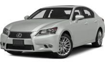 Colors, options and prices for the 2013 Lexus GS 350