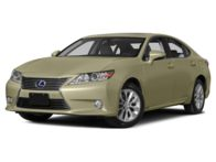 Brief summary of 2013 Lexus ES 300h vehicle information