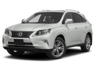 Brief summary of 2013 Lexus RX 350 vehicle information