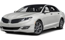 Colors, options and prices for the 2014 Lincoln MKZ