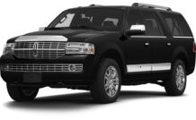 Colors, options and prices for the 2013 Lincoln Navigator L