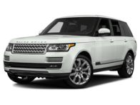 Brief summary of 2013 Land Rover Range Rover vehicle information