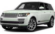 Colors, options and prices for the 2013 Land Rover Range Rover