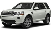 Colors, options and prices for the 2013 Land Rover LR2