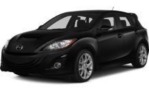 Colors, options and prices for the 2013 Mazda MAZDASPEED3