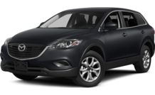 Colors, options and prices for the 2014 Mazda CX-9