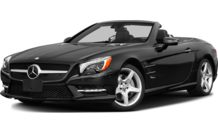 Colors, options and prices for the 2014 Mercedes-Benz SL-Class