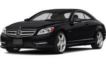 Colors, options and prices for the 2013 Mercedes-Benz CL-Class