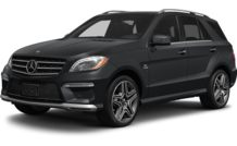 Colors, options and prices for the 2013 Mercedes-Benz M-Class
