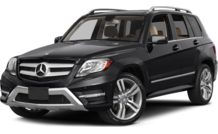 Colors, options and prices for the 2013 Mercedes-Benz GLK-Class