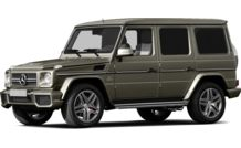 Colors, options and prices for the 2013 Mercedes-Benz G-Class