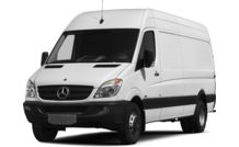 Colors, options and prices for the 2013 Mercedes-Benz Sprinter