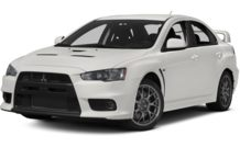 Colors, options and prices for the 2013 Mitsubishi Lancer Evolution
