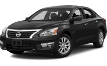 Colors, options and prices for the 2015 Nissan Altima