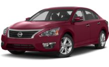 Colors, options and prices for the 2013 Nissan Altima