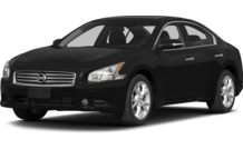 Colors, options and prices for the 2013 Nissan Maxima