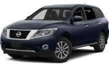 Colors, options and prices for the 2014 Nissan Pathfinder