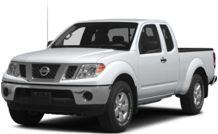 Colors, options and prices for the 2014 Nissan Frontier