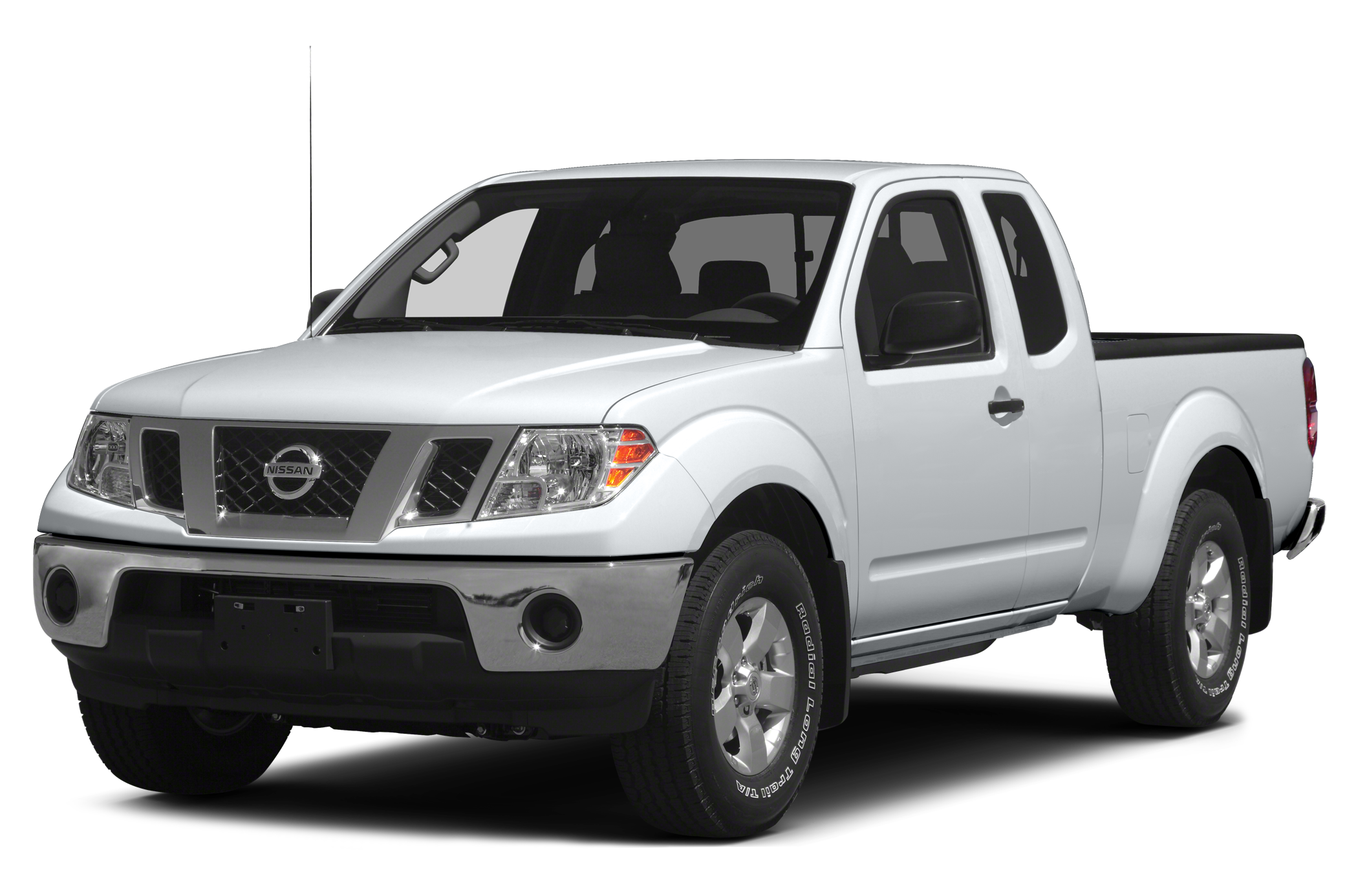 "in 18 styles: 2013 Nissan Frontier 4x4 King Cab 126"" WB shown"