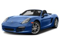 Brief summary of 2013 Porsche Boxster vehicle information