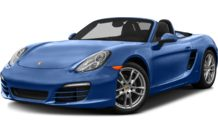 Colors, options and prices for the 2013 Porsche Boxster