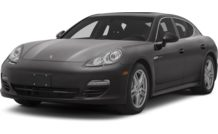 Colors, options and prices for the 2013 Porsche Panamera Hybrid