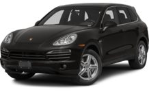 Colors, options and prices for the 2013 Porsche Cayenne Hybrid