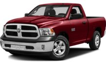 Colors, options and prices for the 2016 RAM 1500