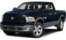 Colors, options and prices for the 2013 RAM 1500
