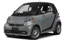 Colors, options and prices for the 2013 smart fortwo