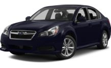 Colors, options and prices for the 2013 Subaru Legacy